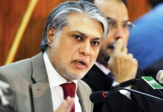 IMF agreed to aid 55 million dollar to Pakistan | Ishaq Dar
