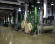 Bond Water Technologies  Vortisand® cross-flow microsand filter