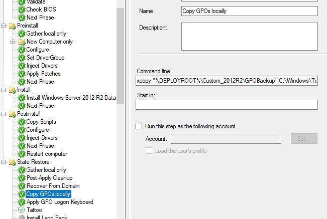 OSD / SCCM / MDT | bondy tech