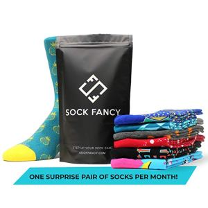 Unique Sock Subscription Box