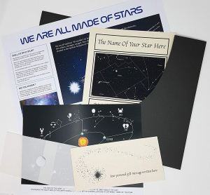 You're a Star; name a star kit