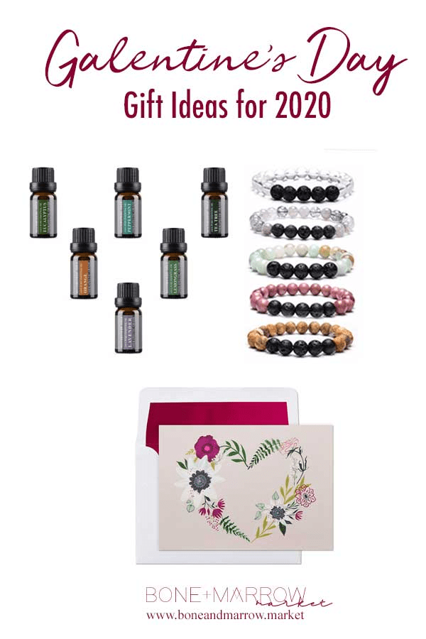 Essential Oil Gifts for Galentine's Day