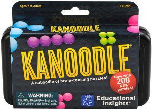 Kanoodle Brain Teasing Puzzles