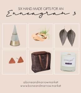 6 Handmade Gifts for Enneagram 3