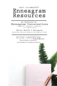 Most Recommended Enneagram Resources from Enneagram Conversations on Mental Health