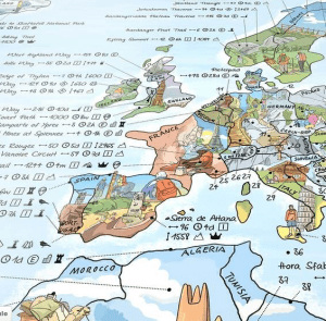 Awesome Maps: Enthusiast Maps