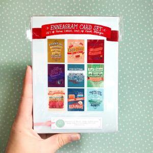 Enneagram Cards Bundle by Three Letter Birds