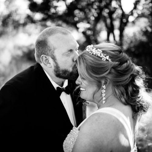 Amy and Ian Wedding Photo