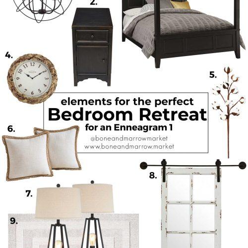 Enneagram 1 Bedroom Retreat