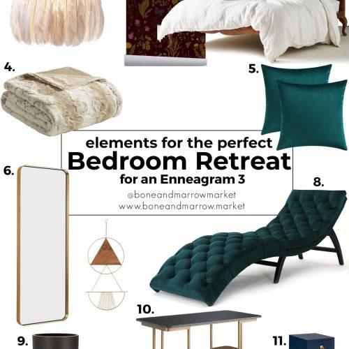 The Perfect Enneagram 3 Bedroom Retreat