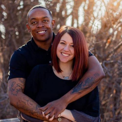 Amanda and Marquis together