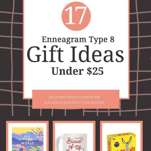 Enneagram Type 8 Gifts Under $25