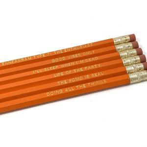 Enneagram 7 Pencils