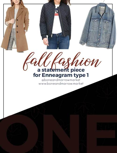 Fall Fashion for Enneagram Type 1
