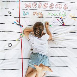 Doodle Bedding