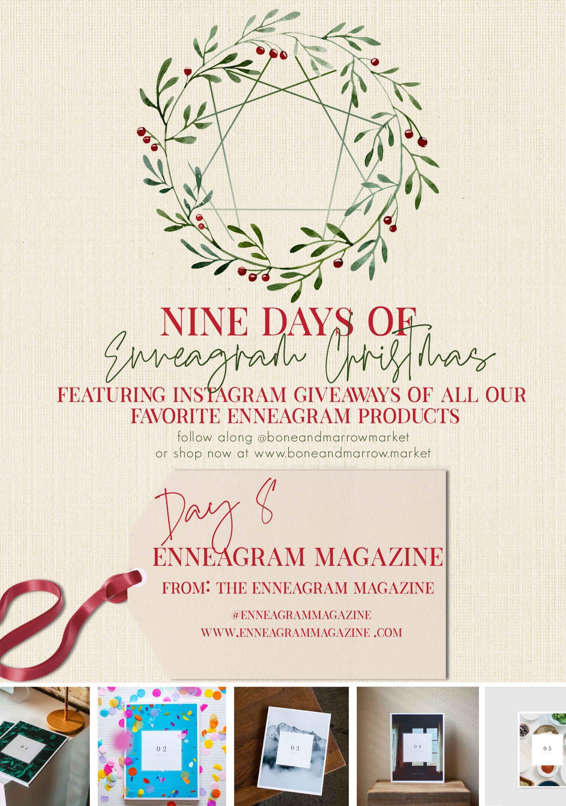Enneagram Magazine | 9 Days of Enneagram Christmas