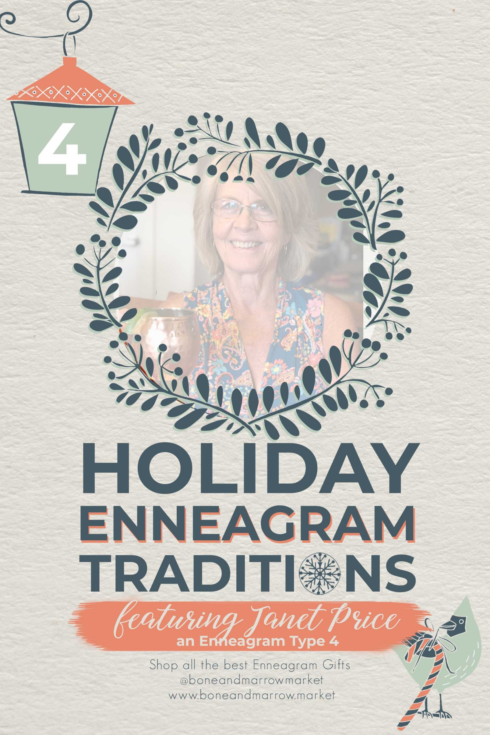 Holiday Enneagram Traditions | Janet Price