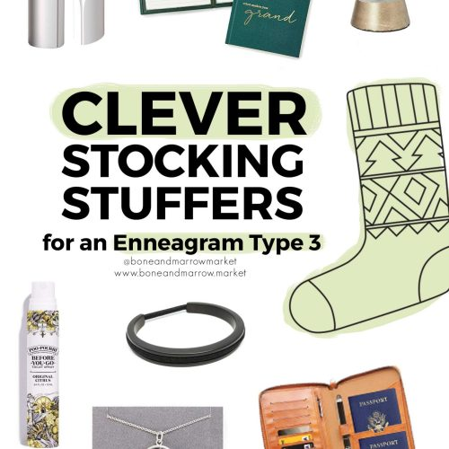 Stocking Stuffers for an Enneagram Type 3