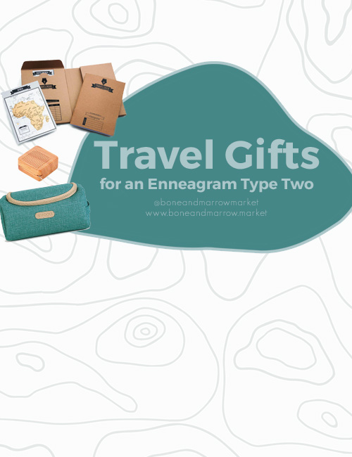 Travel Gifts for an Enneagram Type 2