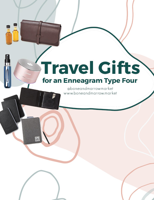 Travel Gifts for an Enneagram Type 4
