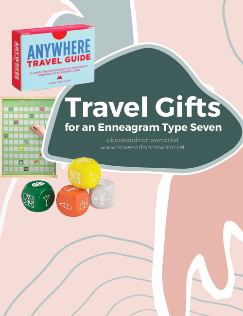 Travel Gifts for an Enneagram Type 7