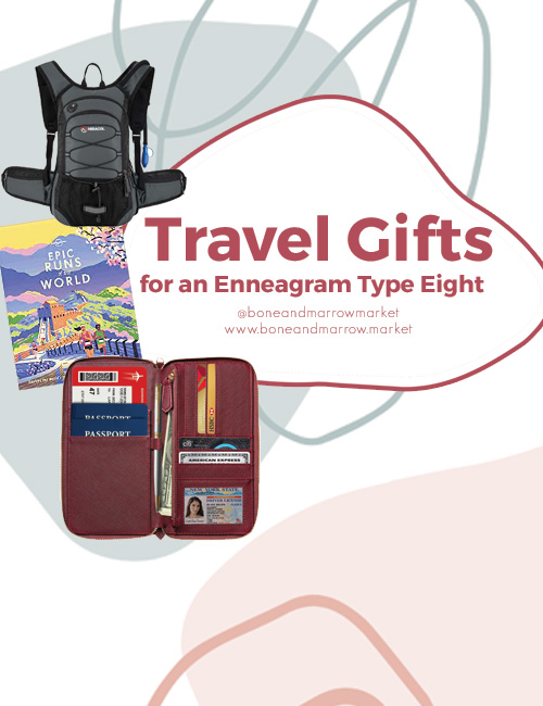 Travel Gifts for an Enneagram Type 8