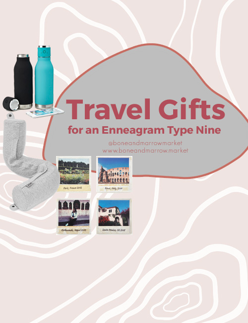 Travel Gifts for an Enneagram Type 9