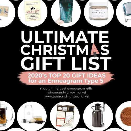Ultimate Christmas Gift Ideas for an Enneagram 5