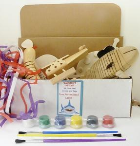 Personalized Painting Kit