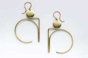 Statement Geometric Earrings
