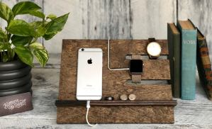Docking and Charging Station