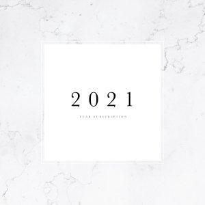 Enneagram Magazine 2021 Subscription