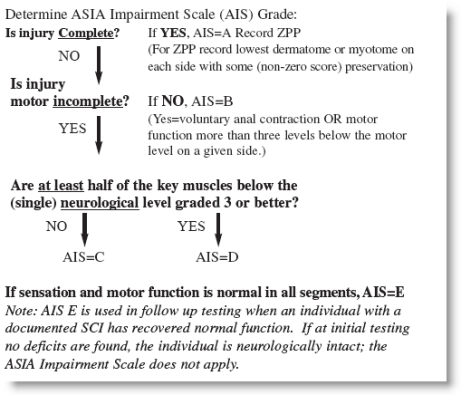 ASIA-Imapirment - Calculation