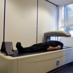 DEXA scan in use