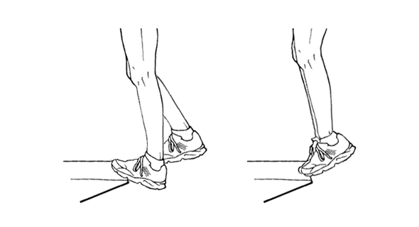 Exercises For Achilles Tendon Rehabilitation Bone And Spine