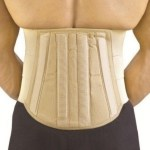 Flexible Spinal Orthoses – Corsets and Belts