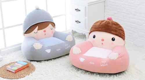 sofá infantil metoo menino e menina