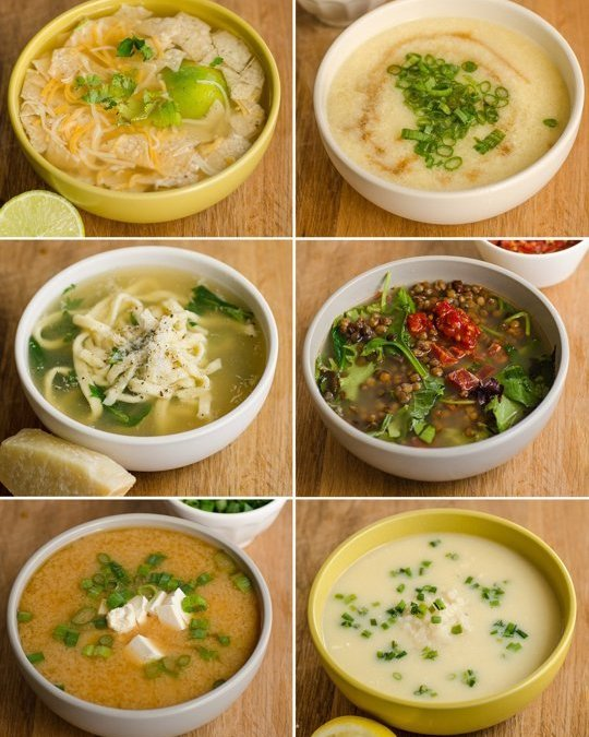 Dinner Ideas With Chicken Stock: 6 Quick Ways To Turn Your Chicken Broth Into Dinner