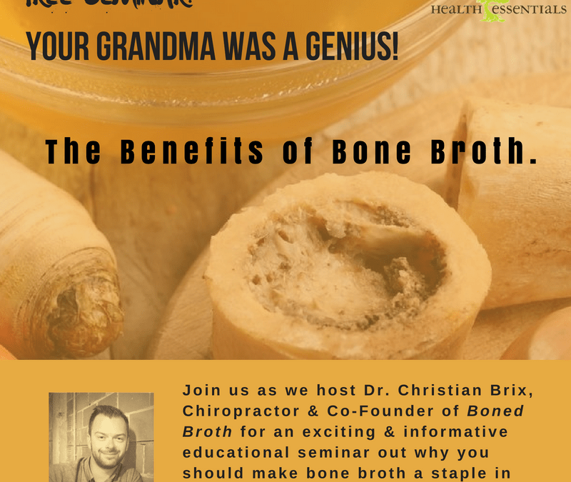 Your Grandma Was a Genius with Dr. Christian Brix