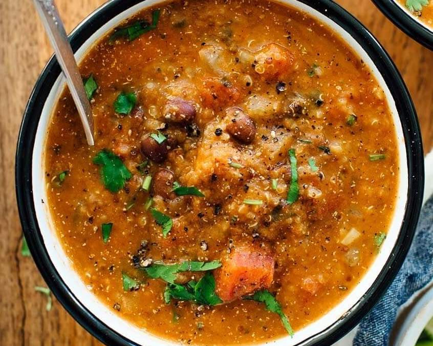 Quinoa Stew by The Real Soup Nation
