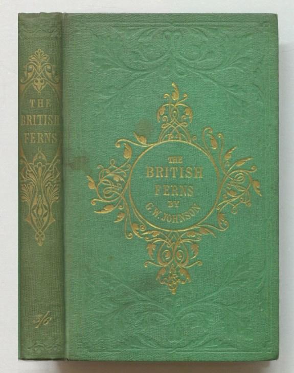 The British ferns, 1859