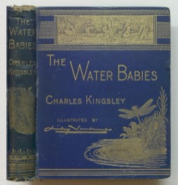 The water-babies - a fairy tale for a land-baby, 1885