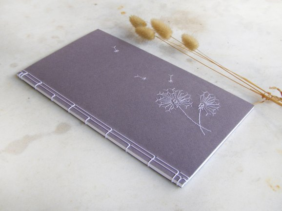 2014.10.22 - 11 - Блокнот с японским переплётом - Fabulous Cat Papers