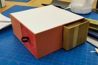 Мастер-класс по переплётному делу - картонаж - коробочки для подарков и бижутерии (2)