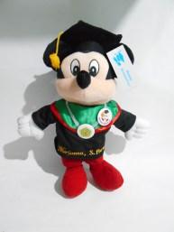 boneka wisuda mickey mini mouse bordir di baju 4