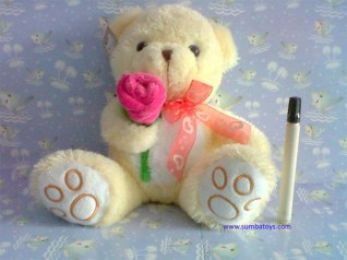 Rose is Pink Bear Cream
