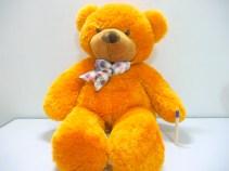 Browny Bear Pita JOKOWI Rp.300.000,00 Tinggi 90cm Bulu Rasfur Halus