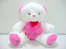 boneka beruang putih jumbo