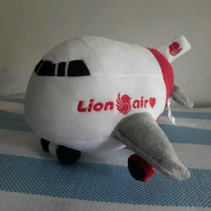 boneka pesawat lion air