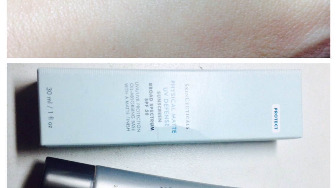 Protetor solar Physical Matte UV Defense (SkinCeuticals): Resenha